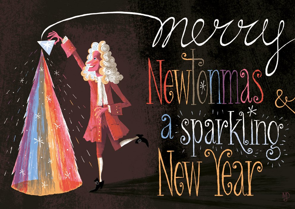 Merry Newtonmas!