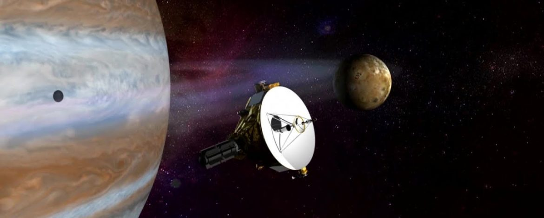 Новорічне привітання New Horizons від  Браяна Мея