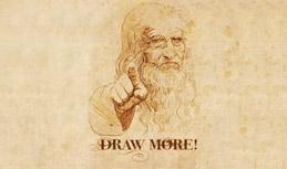 Вчитись малювати